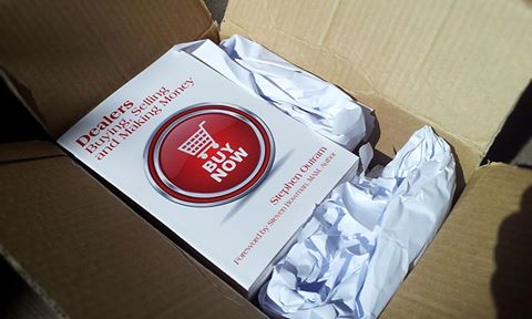 New Dealers book in packaging